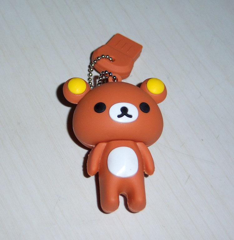 新买的可爱小熊,你猜猜是用来做什么的?