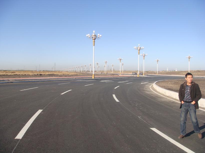白城洮北经济开发区规划和效果图