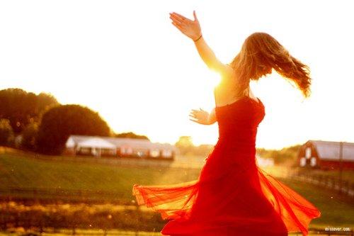 阳光微暖 绽放美丽