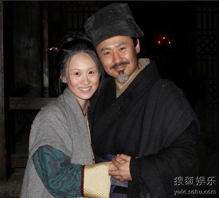 吴秀波在《赵氏孤儿》传授妻子练束梅演技秘笈