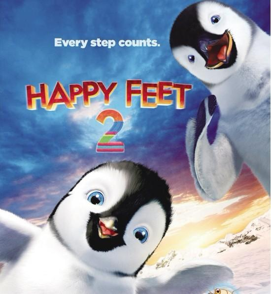 《快乐的大脚2》2月21日上映(图)