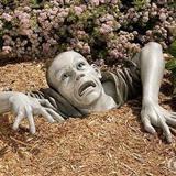 国外新奇恐怖花园