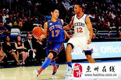 NBA全明星周末林书豪疯狂(图)