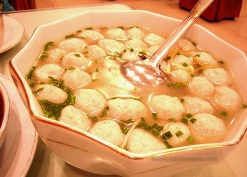 道县美食:鱼肉丸