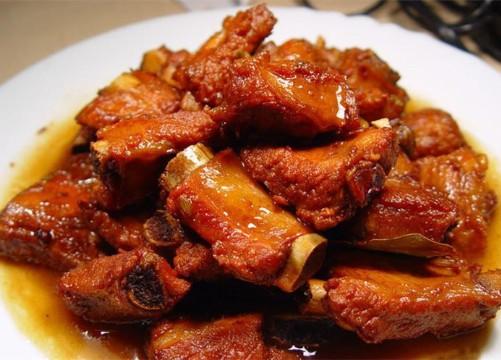 [分享]武威小妞精品菜:各种美味排骨