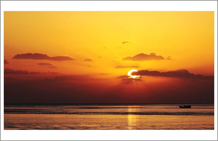 [转贴]几张关于如东洋口港的照片,很美!