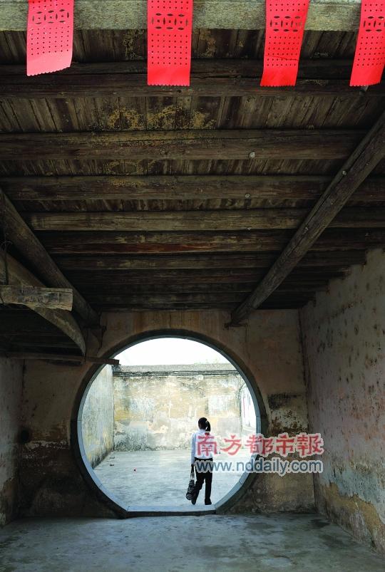 惠州3县区再增4个省级古村落(图)