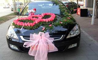 [分享]婚车的挑选
