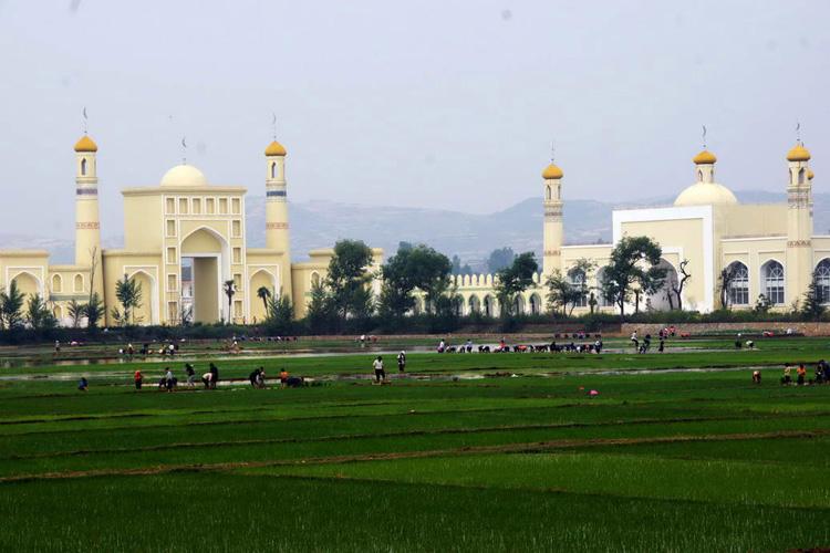 鲁甸伊斯兰城堡