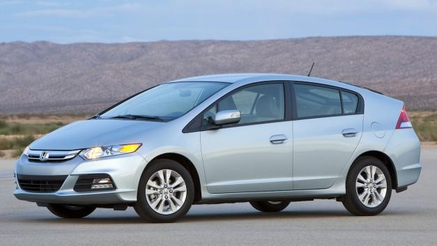 2012年八大最省油的汽车揭秘