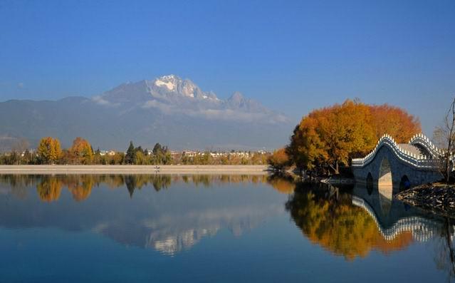[推荐]丽江的天,丽江的云......怎么可以这么美!