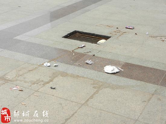 [原创]繁华车展过后,唯留满地垃圾殇