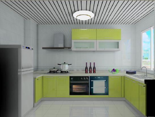 厨房设计效果图全
