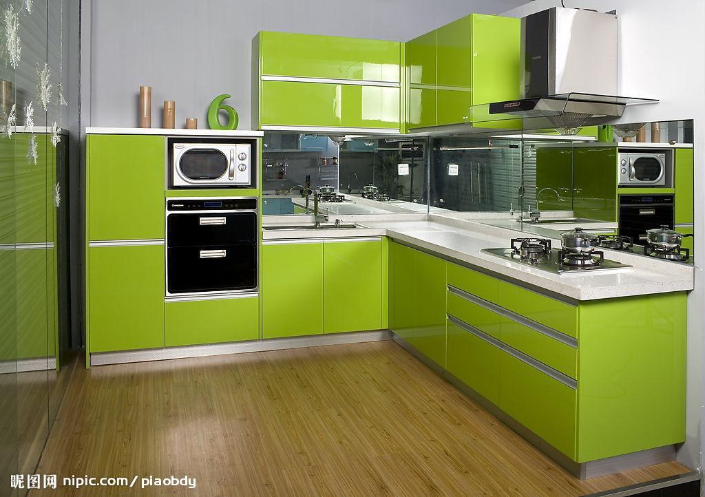 个性的小厨房!