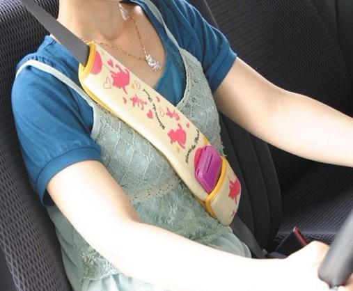 汽车安全带也需正常养护与保养