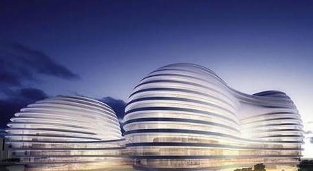 分享世界著名女建筑設計師——扎哈哈迪德(zaha hadid