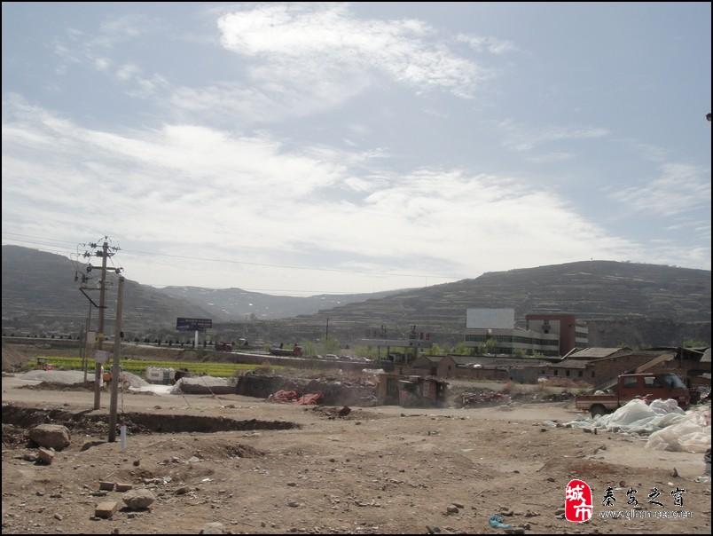 [原创]小吴带您逛秦安之(八)建设中的秦安西川工业园区