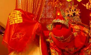 闹洞房婚嫁习俗俗源始于汉代。你知道吗?