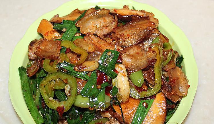 我的私房菜――超级下饭的回锅肉
