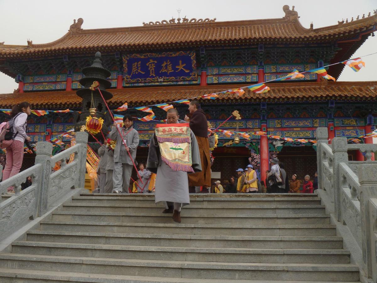 青州圆觉寺收养真相