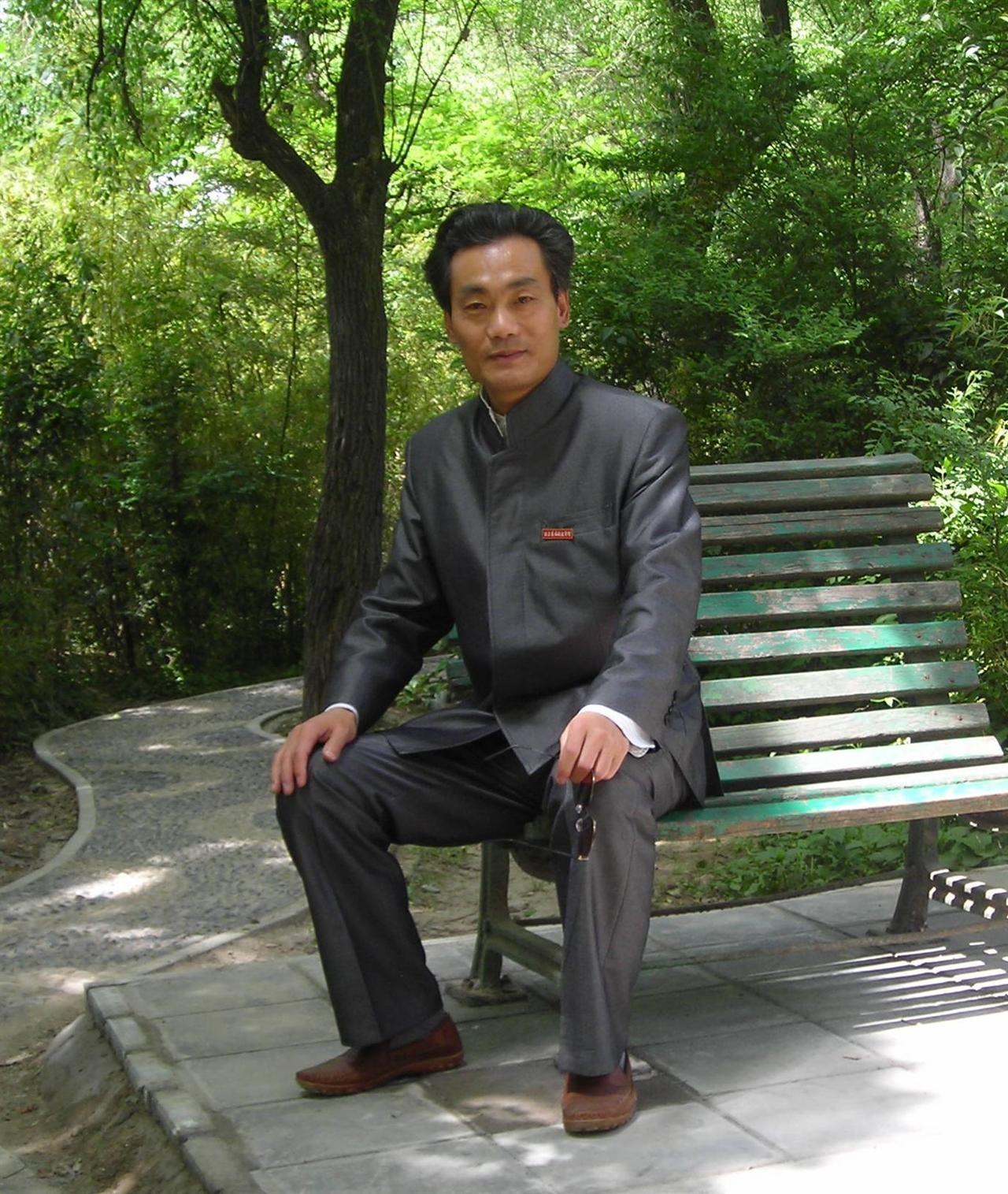 渭南才子、乡党奚健斌