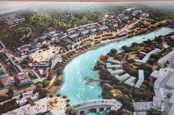 海棠新城规划图