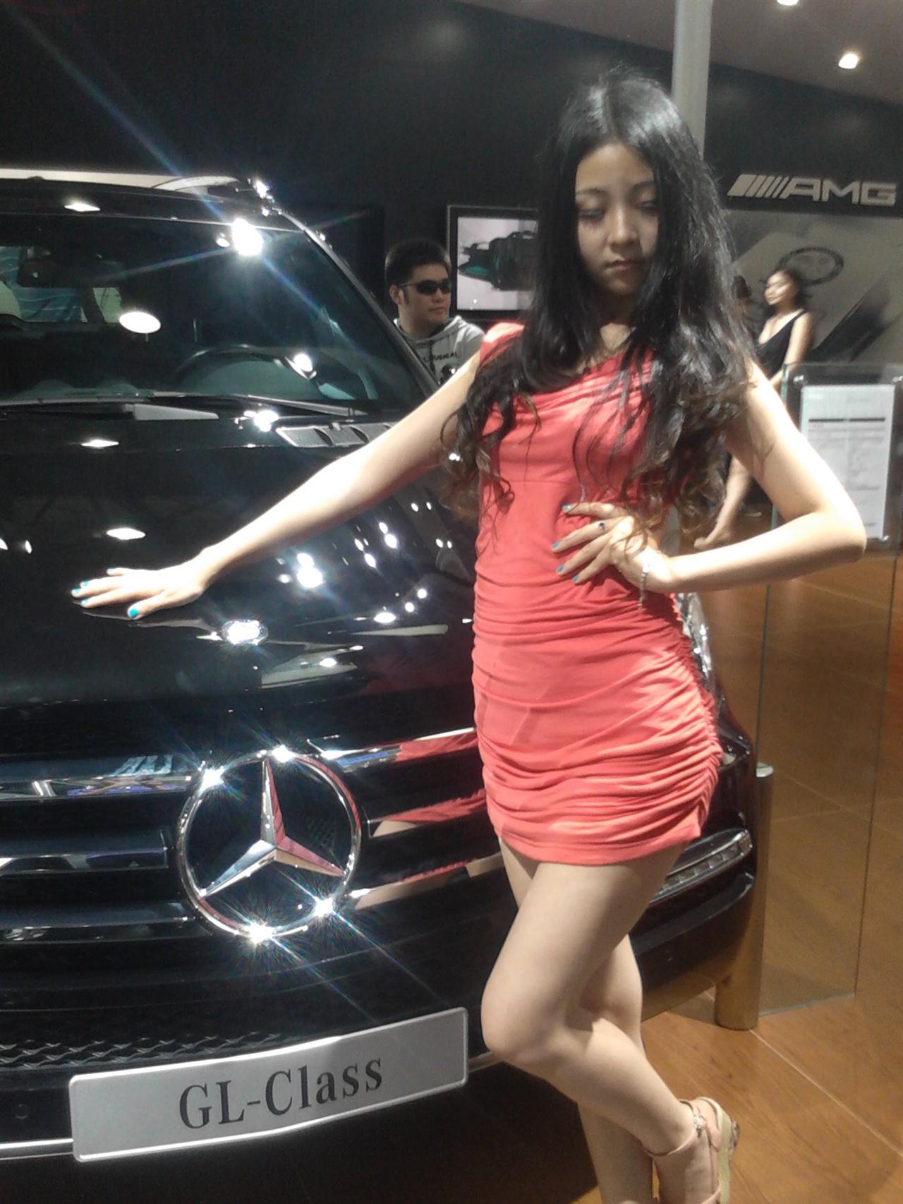 [讨论]你觉得哪个车模最美呢?