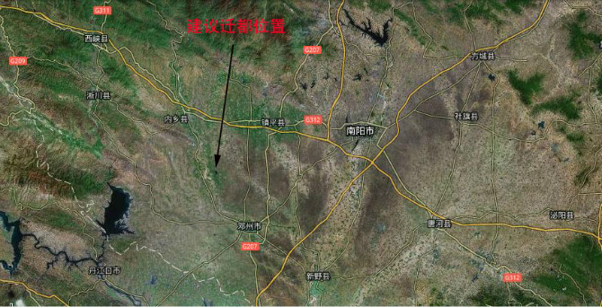 2012【两会消息】2020年:中国即将迁都南阳盆地,我们的新首都南阳