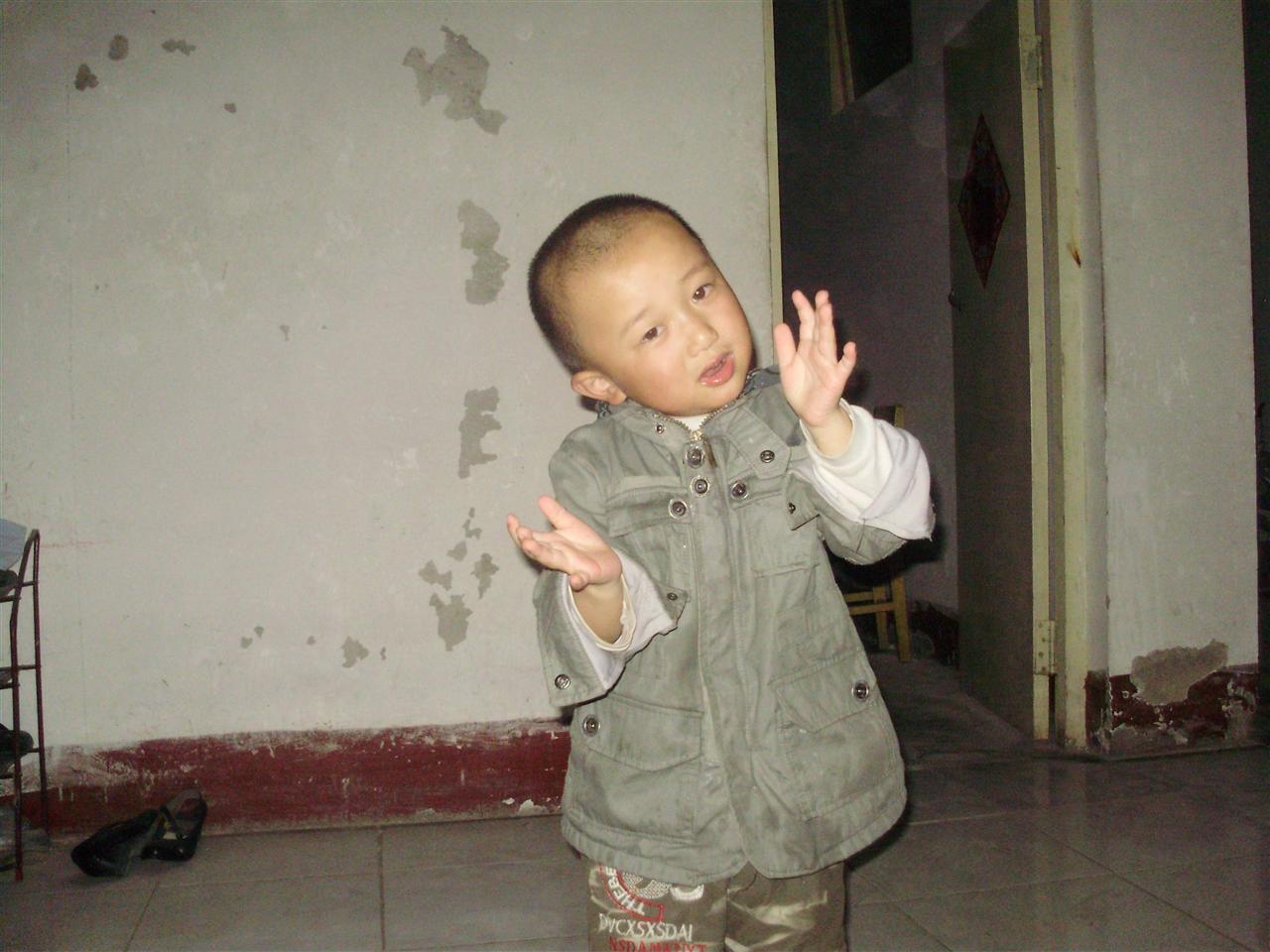 我的小侄儿