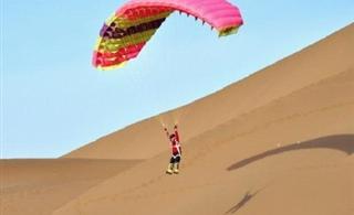 中卫-国内值得去的沙漠旅游地