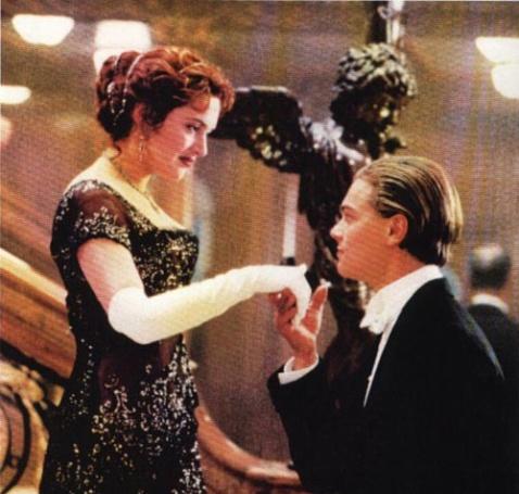 开着新买的A1带媳妇看《泰坦尼克号》让我们追忆那些逝去的似水年!