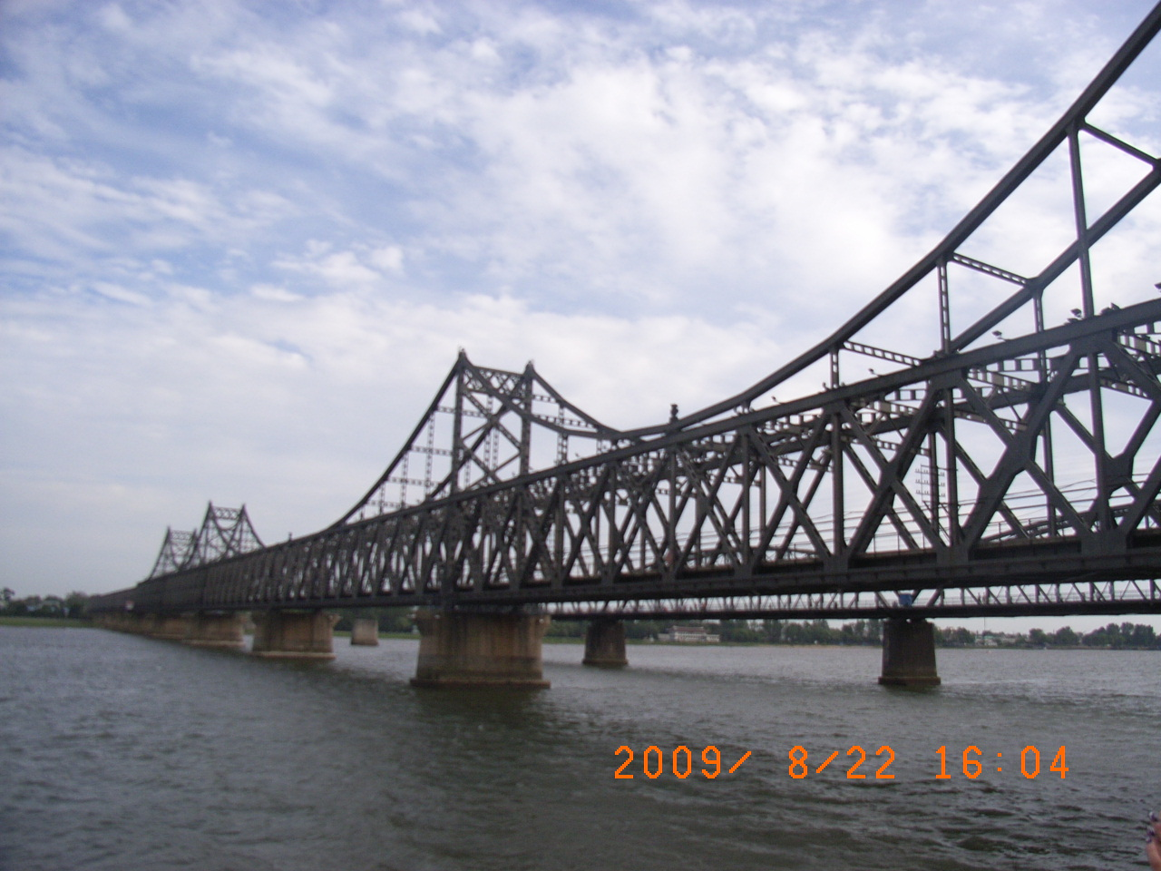 丹东旅游2009.8.22-23