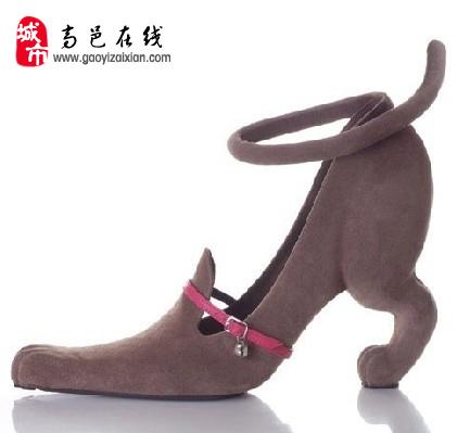 """最具创意""""鞋"""",让您大开眼界"""
