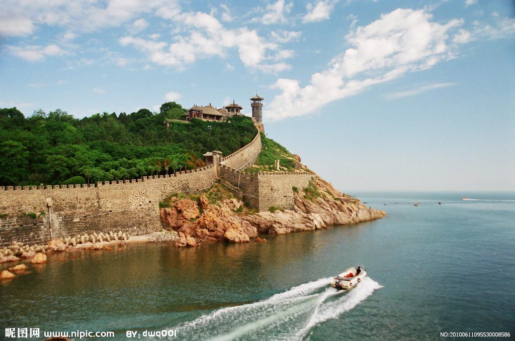 青岛出发山东旅游线路推荐 烟台威海蓬莱两日游