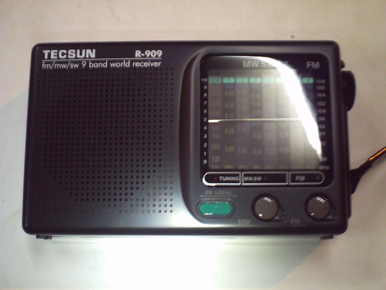 德生收音机909