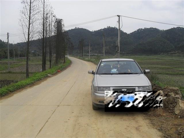 奇瑞旗云 2004款 1.6 豪华型