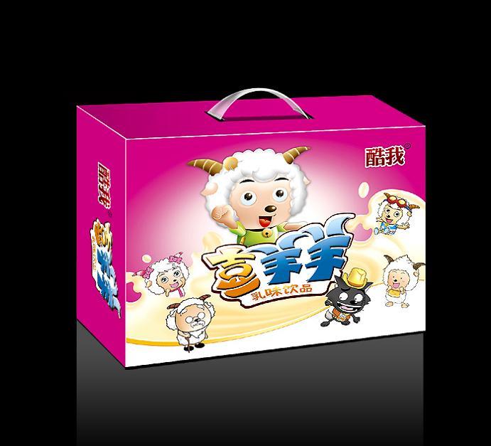 喜羊羊卡通奶,中國第一品牌!招商中... ...