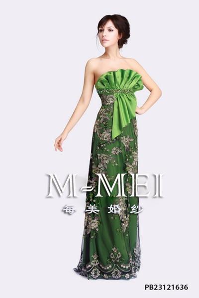 天津每美婚纱大量新礼服到店,欢迎试穿!