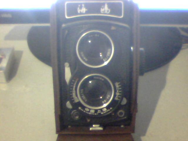 老式海鸥照相机