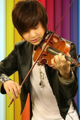 小提琴學習
