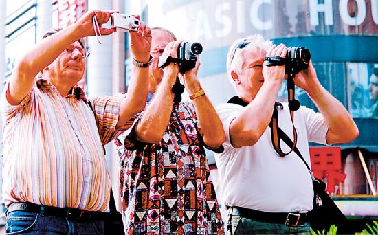 2011年西安世园会专业外宾接待!