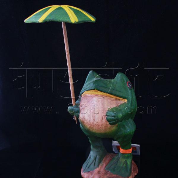 大肚招财蛙