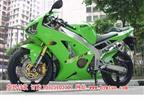 【货到付款】川崎摩托ZX-6R