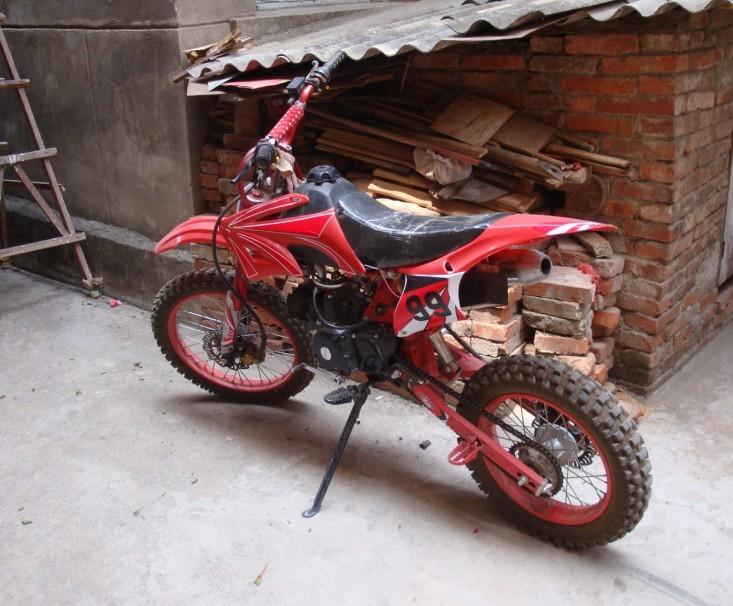 个旧出售二手小越野摩托