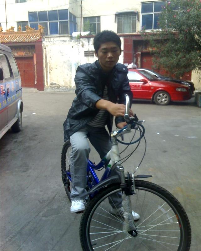 赛克牌越野自行车