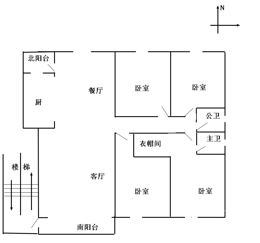 10x14米自建套房图纸