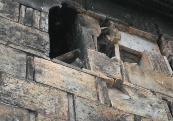 大量古宅旧砖出售