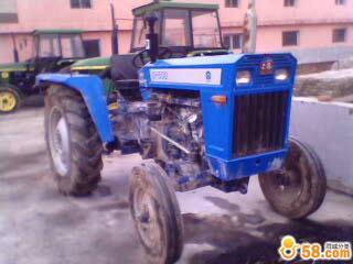 转卖农机上海50型拖拉机(旋耕耙秸秆还田机)