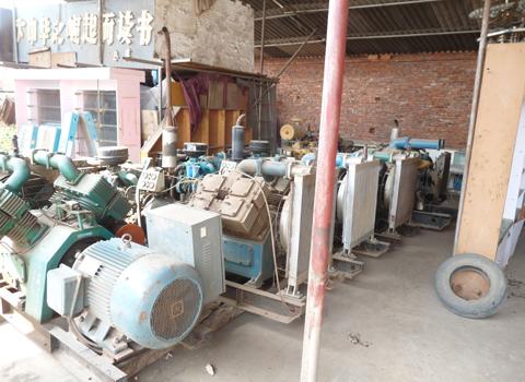 建水四通舊貨市場出售各種舊機器設備