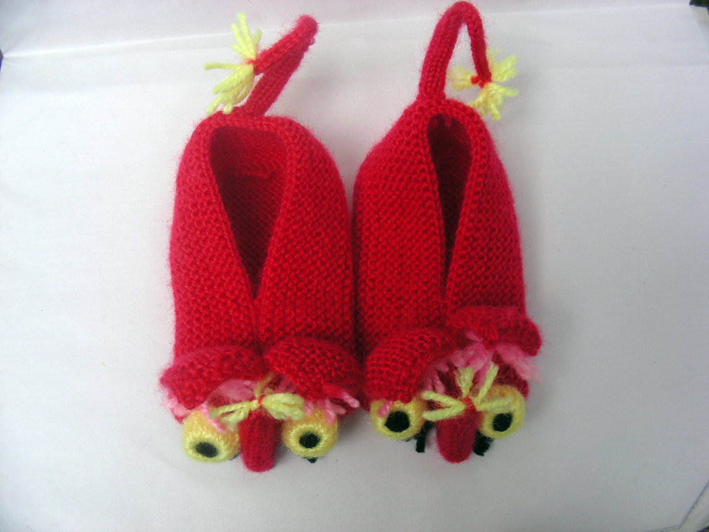 小孩手工鞋子制作